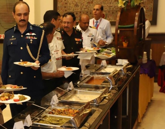 Pakistani Delegation Skips Two Day Military Medicine Conference In Delhi But Turns Up For Evening Dinner
