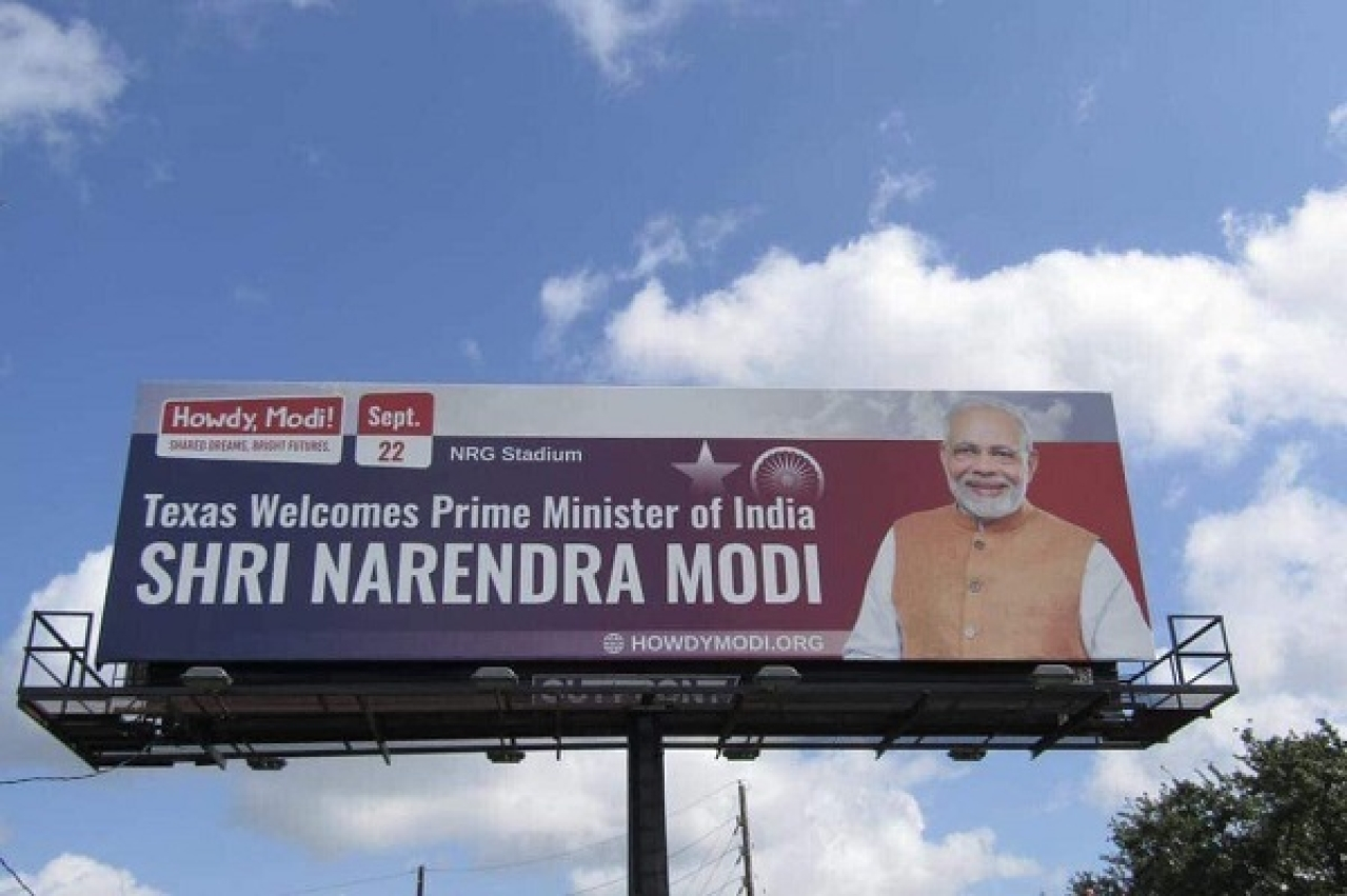 Anti-India Groups Plan To Disrupt Howdy, Modi! Event In Houston By Busing In Protesters From Mosques, Islamic Centres