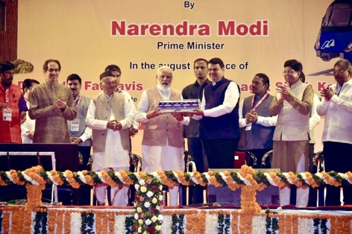 Mumbai: Work Officially Kicks Off For Three New Metro Lines After PM Modi Lays Foundation Stone