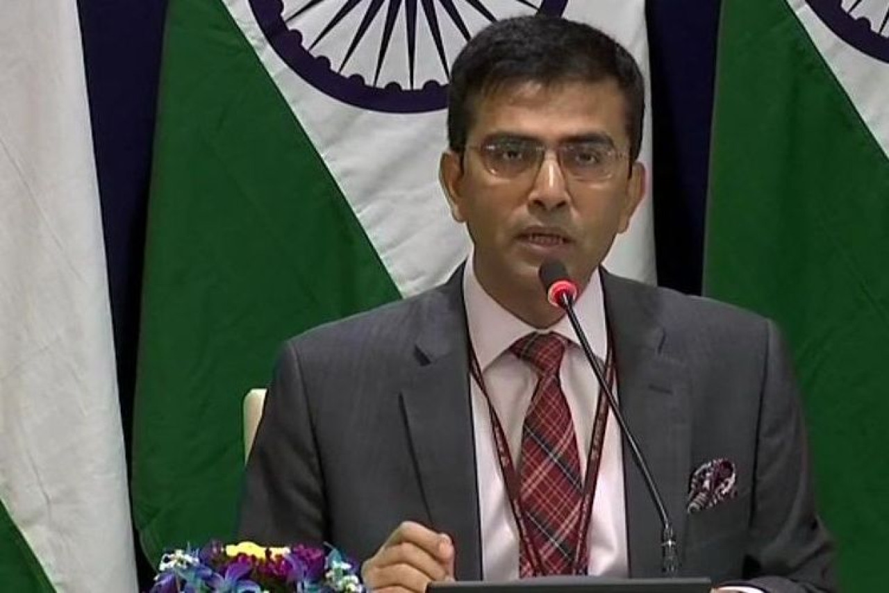MEA Rejects J&K Reference In China-Pak Joint Statement, Says Change Of Status Quo In PoJK Not Acceptable