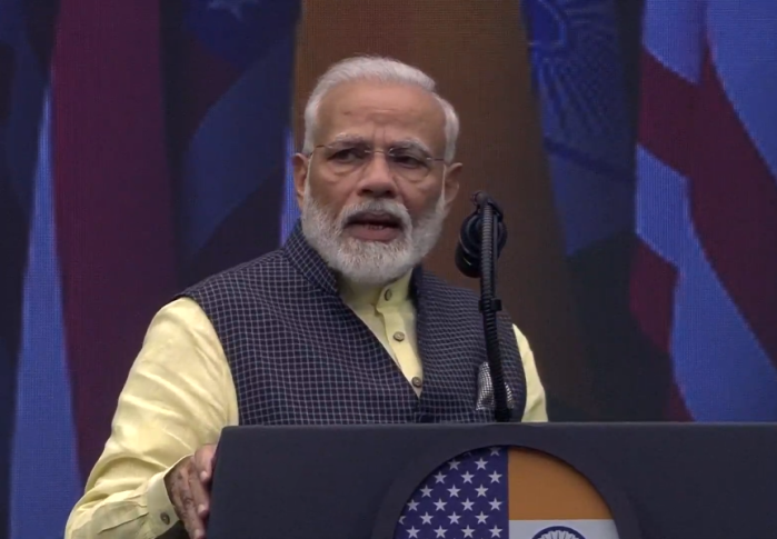 [Watch] PM Modi Showcases India's Diversity On Global Stage, Says 'All Is Fine' In Nine Indian Languages