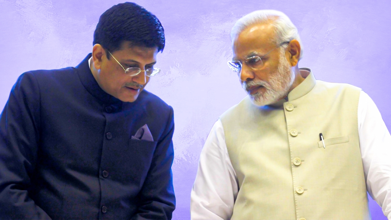 Trade Deal With US On The Cards, Commerce Minister Piyush Goyal Set To Meet US Trade Representative On 13 November