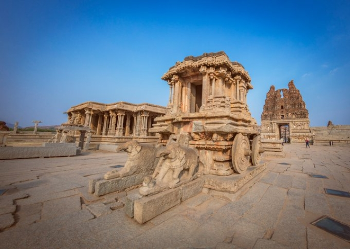 Another Act Of Vandalism In Hampi: Bengaluru Tourist Arrested For Damaging Pillars Near Vijaya Vitthala Temple Site