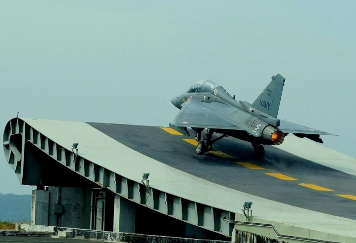 As LCA Tejas's Naval Variant Gears Up To Rule The Seas, Here's The Significance Of Its Arrested Landing Success