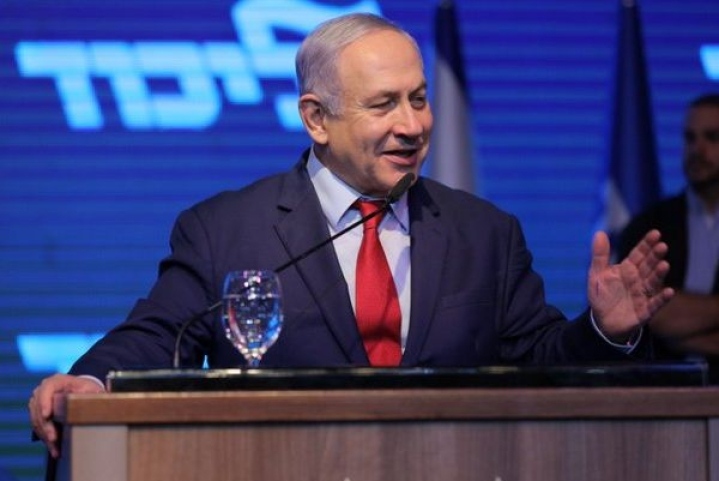 Israeli PM Benjamin Netanyahu Vows To Annex Parts Of The West Bank If He Gets Re-Elected