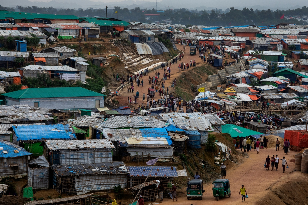 Bangladesh Says It Won't Accept Any More Rohingyas, Urges Global ...