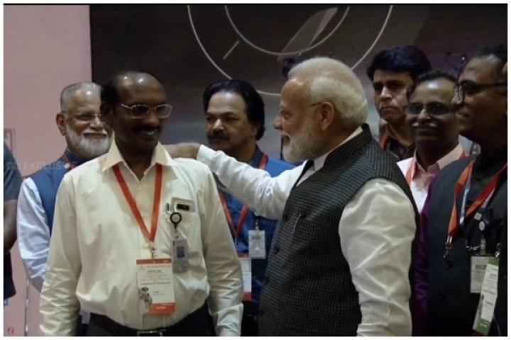 'PM Modi Is An Inspiration For Us': ISRO Chief K Sivan Praises PM's Speech, Reveals His Favourite Bit