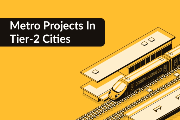 Eight Tier-2 Cities That Will Benefit From India's Metro Push