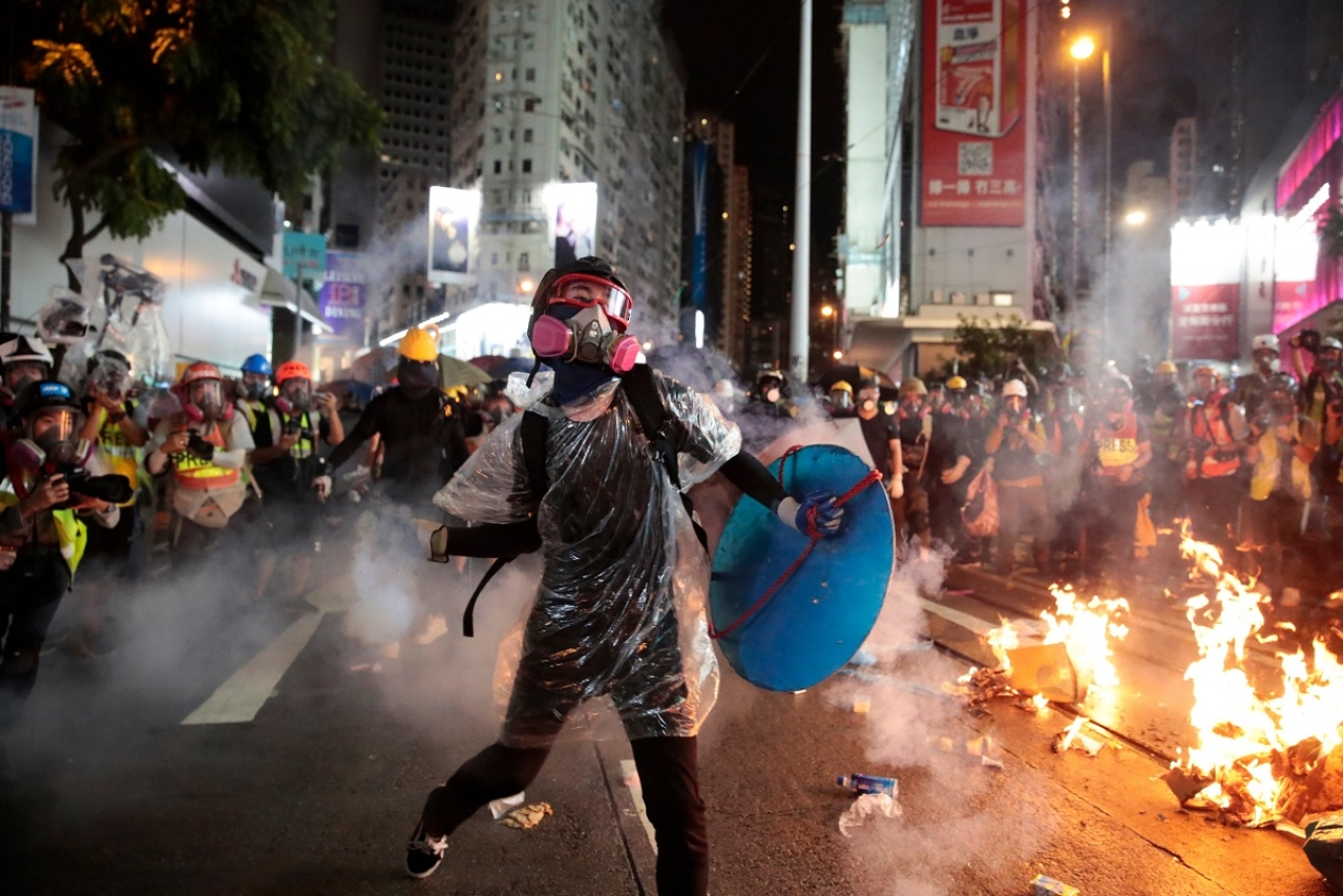 Apple Gives Quartz The Boot From App Store Over Publication's Extensive Coverage Of Hong Kong Protests