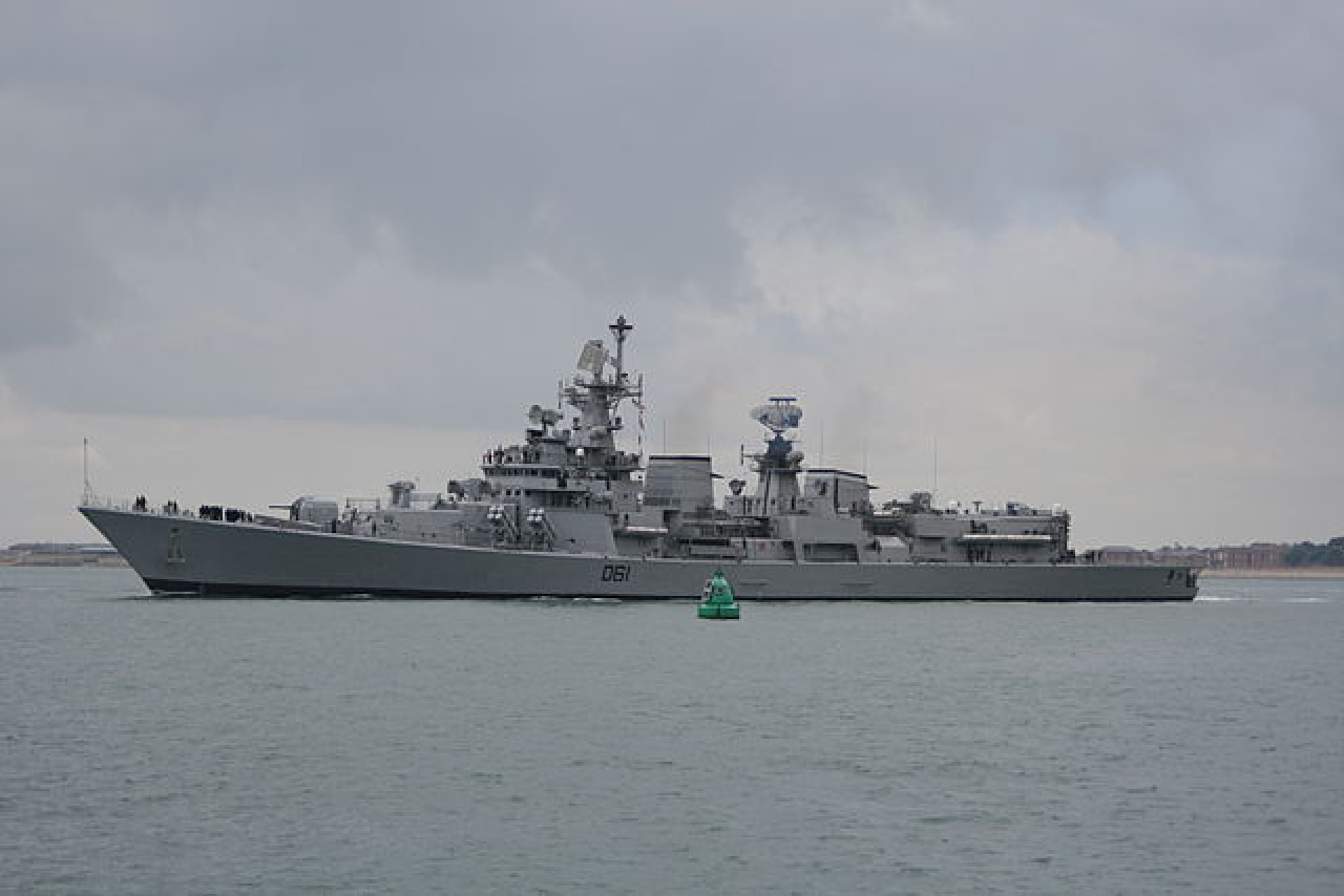 India, Russia Sign Contract For Modernisation Of Radar And Missile Systems on Indian Navy's Delhi-Class Destroyers