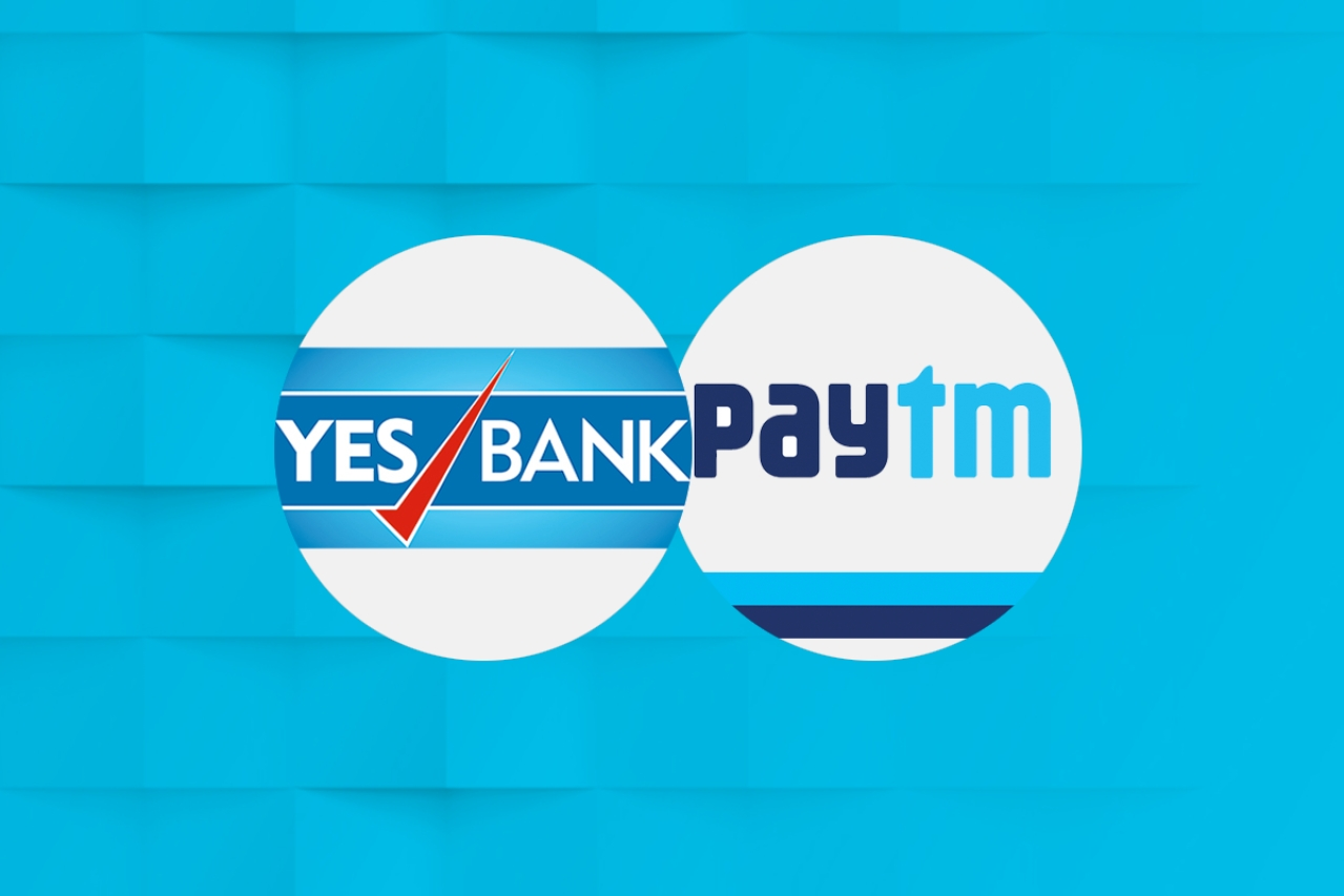 Yes Bank, Paytm