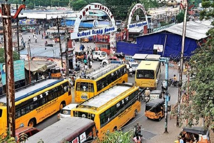 Periyarists Up In Arms Against 180 Cr Smart City Project Under Which Madurai Is Getting Swanky Bus Terminus Because It Will Have A Gopuram Arch