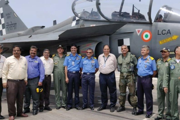 Watch: Naval Tejas LCA Achieves Breakthrough, Completes Maiden Arrested Landing Necessary For Aircraft Carrier Deployment