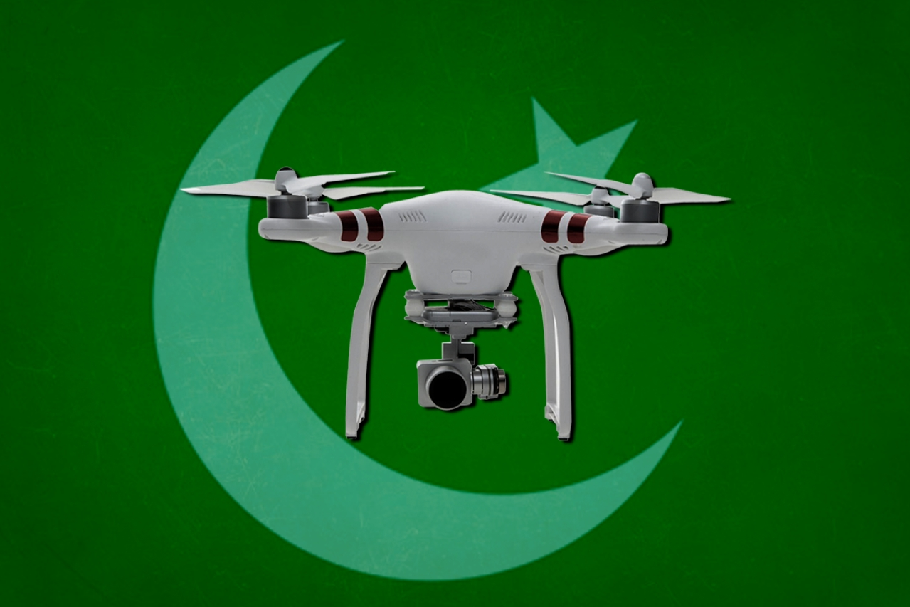 Punjab Police Steps Up Vigil After Finding Two Pakistani Drones; Suspects Weapon Smuggling