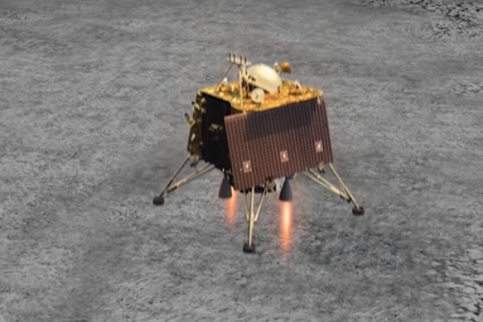 ISRO To Exchange Notes With Israel's SpaceIL To Investigate Communication Loss With Chandrayaan-2's Vikram Lander