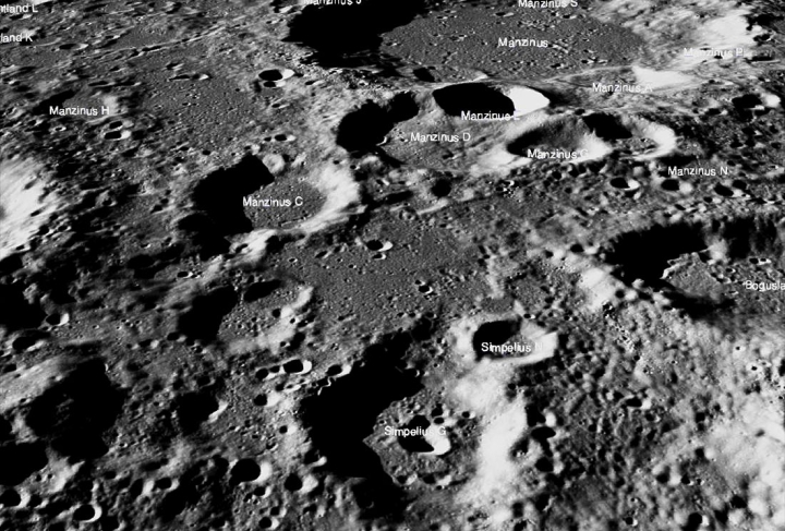 Why Vikram Lander Is Not Visible In Pictures Of Chandrayaan-2 Landing Site Taken By NASA's Lunar Orbiter