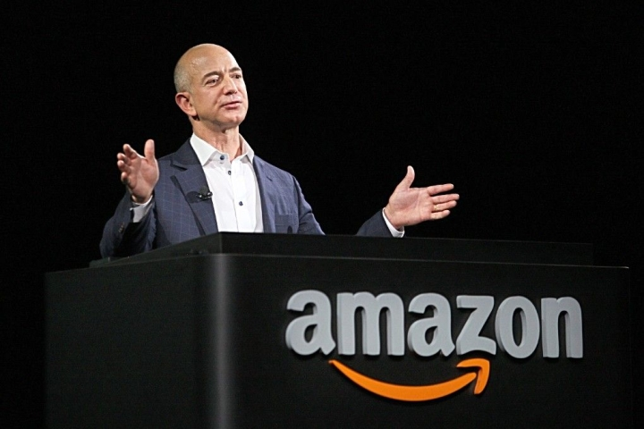 Amazon CEO Jeff Bezos Loses Title Of World's Richest Man To Bill Gates After Losing Around $7 Billion In Stock Value