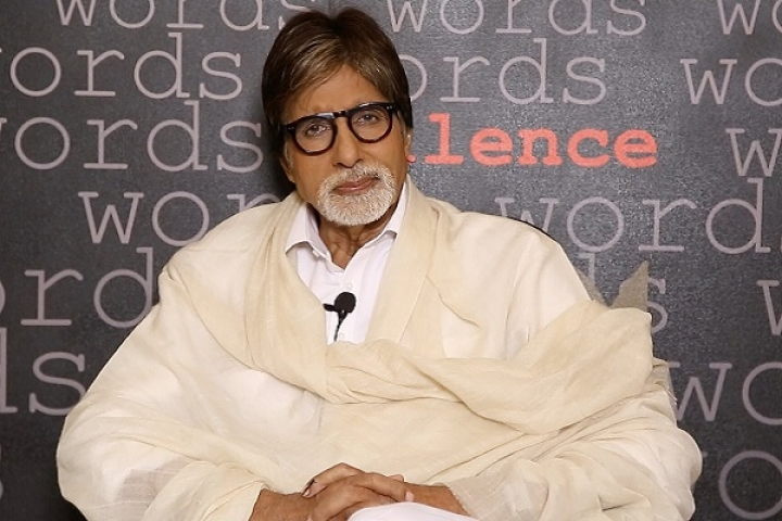 Legendary Actor Amitabh Bachchan To Be Conferred The Prestigious Dadasaheb Phalke Award For 2019