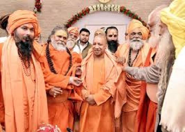 After Ayodhya, Grand Temple Should Be Built In Kashi And Mathura As Well: Akhil Bhartiya Akhara Parishad