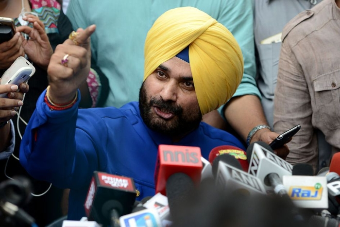 AAP Opens Door For Navjot Singh Sidhu; 'No Official Talks Yet' Clarifies Party Leader Bhagwat Mann