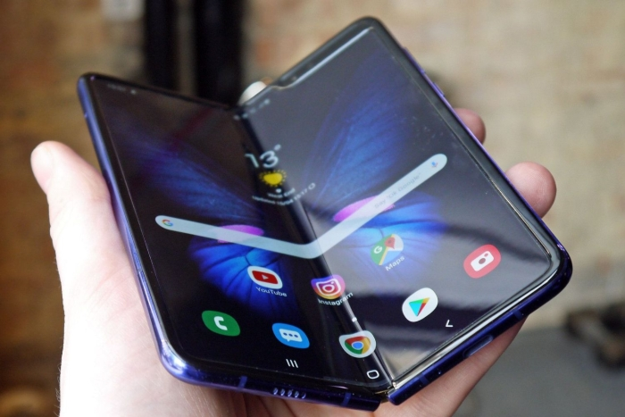 Worth Rs 1.65 Lakh, Second Batch Of Samsung Galaxy Fold Smartphones Gets Sold Out Within 30 Minutes In India