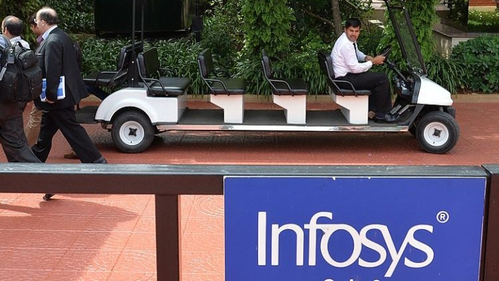 Infosys Suffers Worst Day In Six Years At The Markets Despite Assurance By Top Brass, Shares Plunge Over 17 Per Cent
