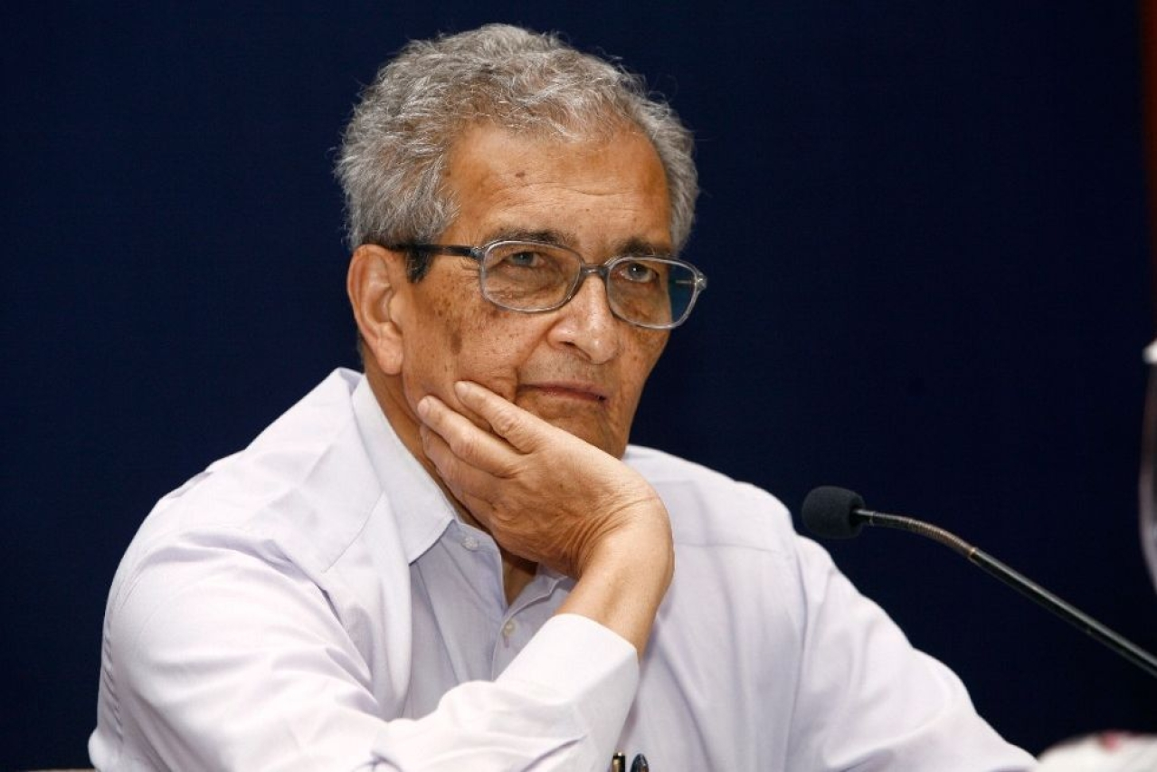 Prof Amartya Sen. (Subir Halder/India Today Group/GettyImages)