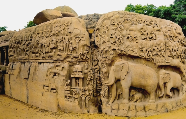 Mamallapuram: A Grand Living Museum Of Architecture And Sculpture