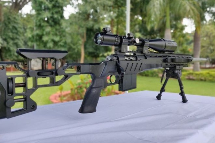 Boost To Make In India In Defence: Bengaluru-Based Firm Develops Indigenous Sniper Rifles For Indian Armed Forces