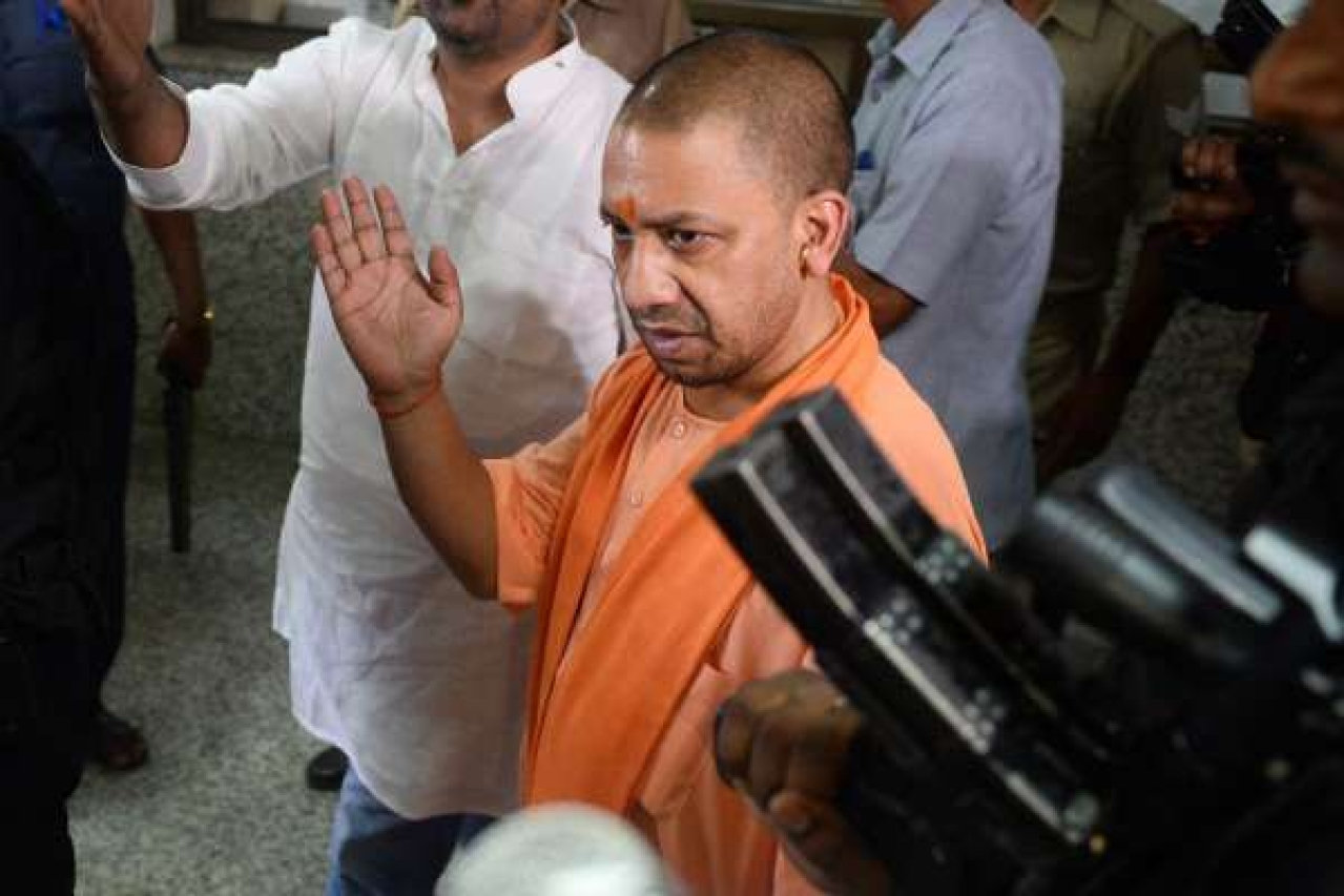 UP: CM Yogi Adityanath Directs Public Works Department To Repair All Roads Of State By 15 November
