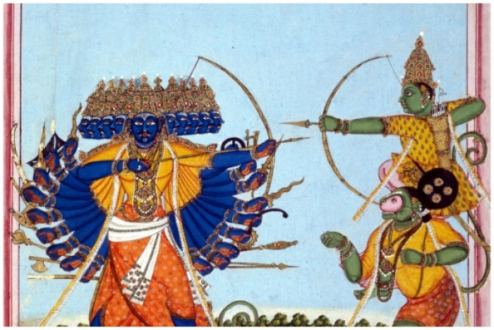 Sri Rama Is In The Very Breath Of Tamil Nadu, And There's Tons Of Proof