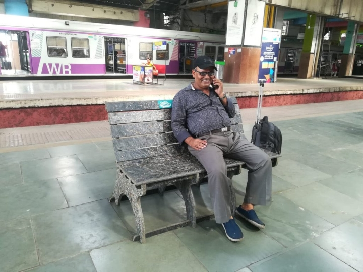 In A First, Indian Railways Installs Benches Made Of Recycled Plastic Collected From Cleanliness Drive At Stations