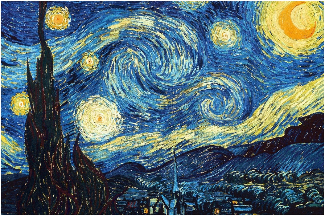 Van Gogh's 'Starry Night'