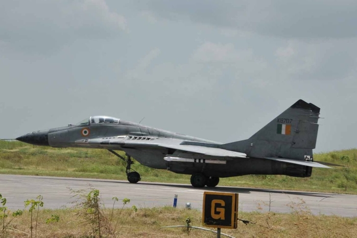 IAF's MiG-29 To Fly Alongside Eurofighter Typhoon, F-16 In India's Bilateral Exercise With Oman