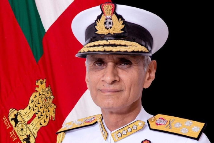 'China's BRI and China–Pakistan Economic Corridor Impinge Our Sovereignty': Navy Chief Admiral Karambir Singh