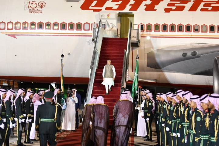 PM Modi To Attend Plenary Session Of Third Future Investment Initiative Forum In Saudi Capital Riyadh Today