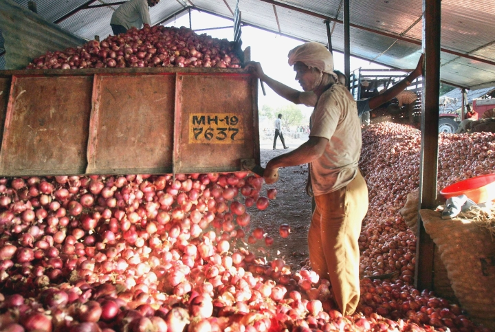 Onion Prices Ease In Delhi As Produce Arrives From Afghanistan, Turkey Along With Local Crop