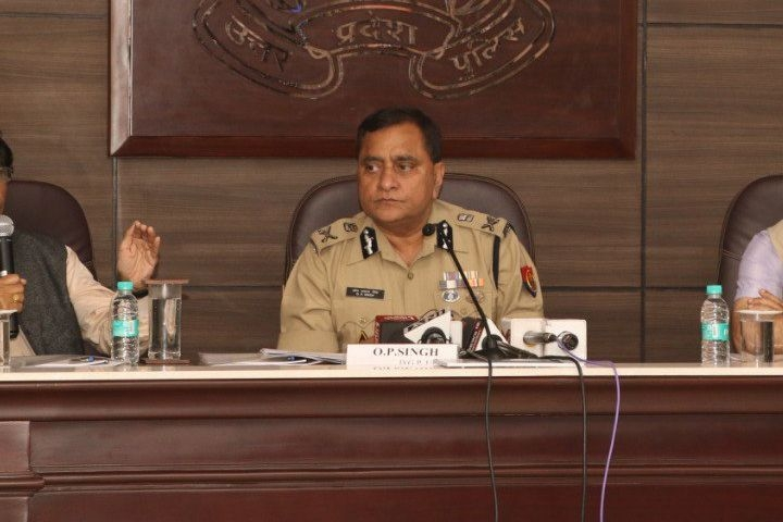 UP Police To Start Registration Of Senior Citizens In State To Ensure Their Safety And Security