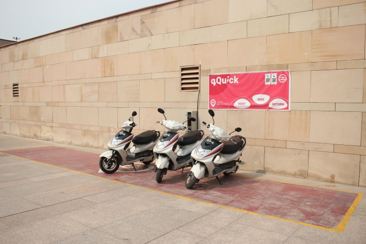 To Offer Last-Mile Eco-Friendly Connectivity, Delhi Metro Begins E-Scooter Rental Service At Stations