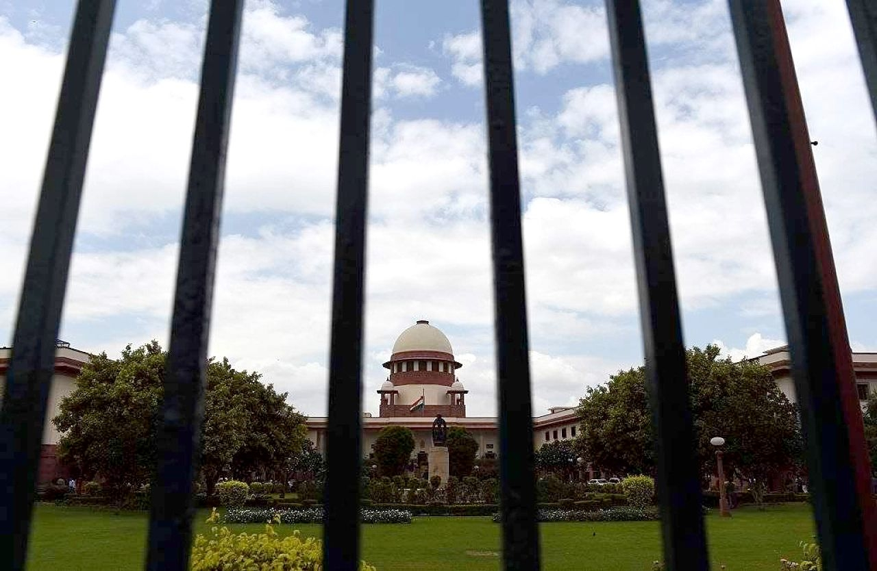 The Supreme Court of India. (SAJJAD HUSSAIN/AFP/Getty Images)
