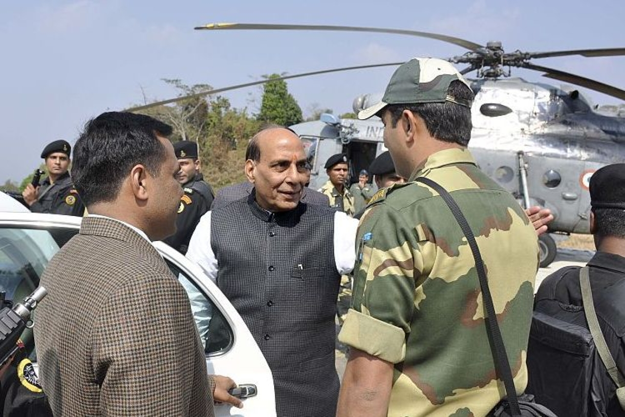 Defence Minister Rajnath Singh To Inaugurate Bridge In Ladakh To Facilitate Movement Of Troops To LAC