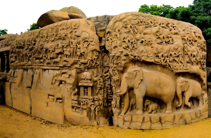 Mamallapuram: A Grand Living Museum Of Architecture And Sculpture
