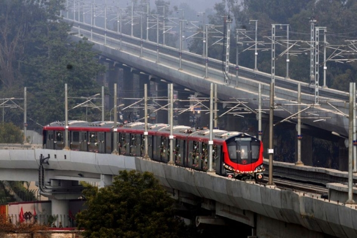UP Government Releases Rs 200 Crore For Kanpur, Agra Metros; European Investment Bank Likely To Provide Further Funding