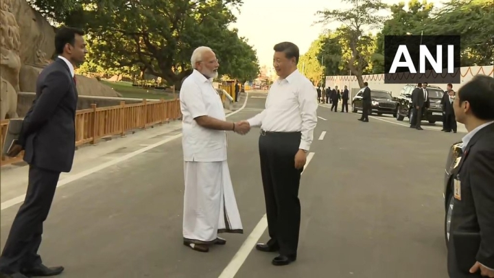 2020 To Be India-China Cultural, People To People Exchanges Year; PM Modi, President Jinping Decide In Mahabalipuram