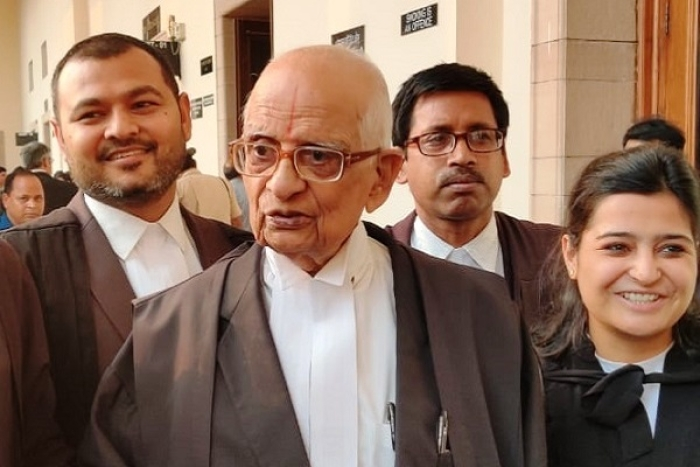 Ayodhya: Lawyers' Team Led By K Parasaran To Present Copy Of SC Verdict To Ram Lalla On 24 November