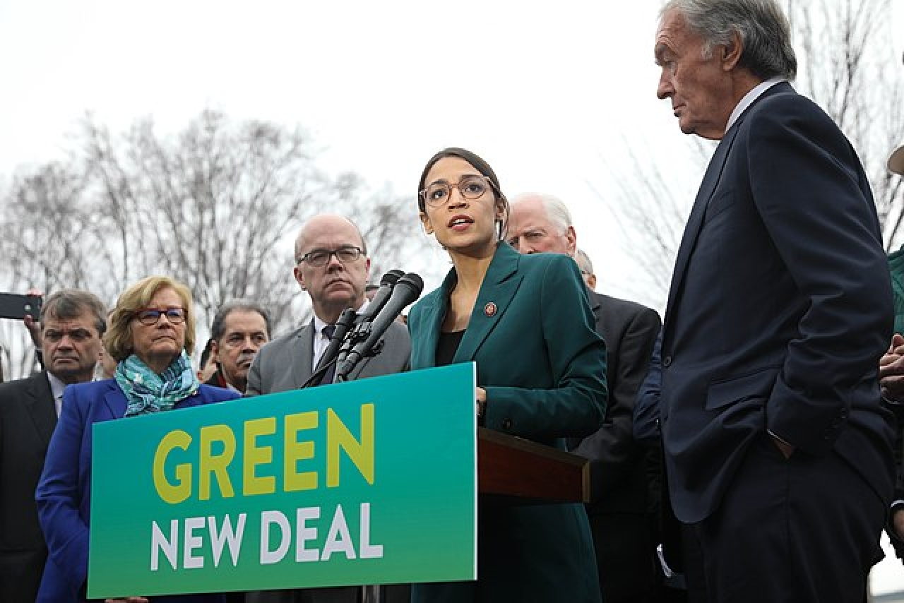 'We Have To Start Eating Babies': Supporter Of Pro-Pakistan US Lawmaker Alexandria Ocasio-Cortez On Climate Change