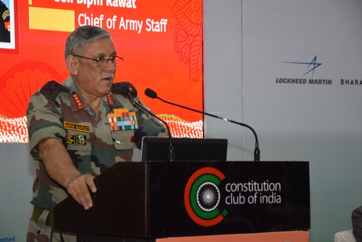 Defence Exports Expected To More Than Triple To Rs 35,000 Crore By 2024, Says Army Chief General Bipin Rawat