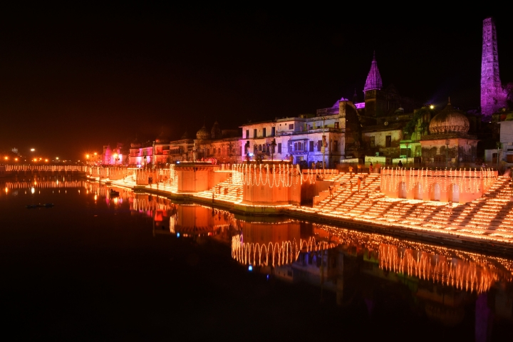 UP: Over 5.5 Lakh Diyas To Light Up Ayodhya This Diwali As Yogi Government Plans Mega Deepotsav Event