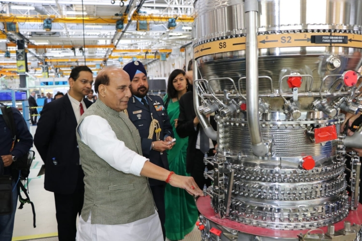 'Make India Production Base For Global Exports': Rajnath Singh Invites French Companies For Defence Manufacturing