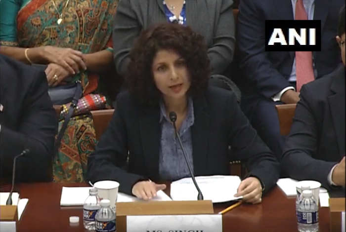 'Democrats Afraid Of Hearing Kashmir's Truth': Aarti Tikoo Singh Claims Being Censored In US Congress Hearings